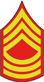 US Master sergeant