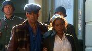 Archer und Alicia Travers flüchten vor den Nazis