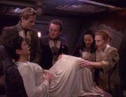 Die O'Briens bei der Geburt von Kirayoshi