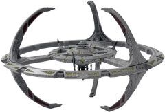 Eaglemoss DS9 Special prototype