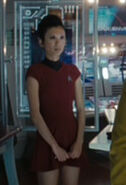 Enterprise bridge officer 7 2258