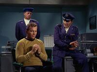 Kirk in Gefangenschaft