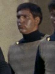 Klingonischer Soldat 3 Organia 2267