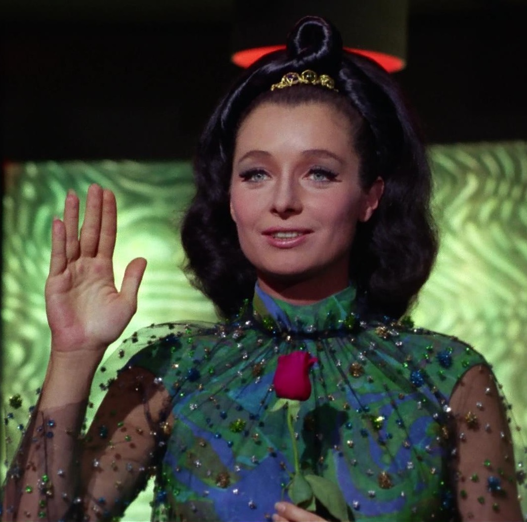 Image result for miranda jones star trek