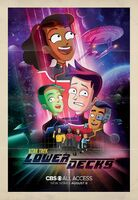 STAR TREK LOWER DECKS KEY ART LR