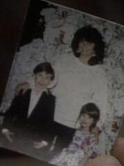Sonya Calvera und Kinder