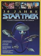 Star Trek 30 Years German cover