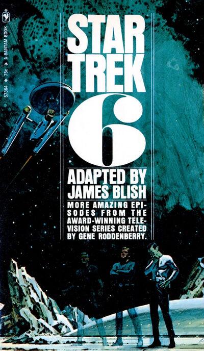 Star Trek 6, Bantam