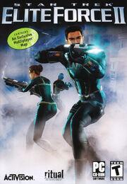 Star Trek Elite Force II cover
