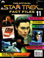 Star Trek Fact Files Part 11 cover