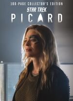 Star Trek Magazine Picard Collectors Edition PX cover