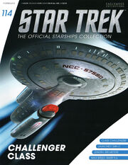 Star Trek Official Starships Collection issue 114