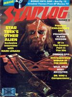 Starlog issue 042 cover