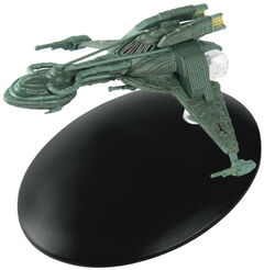Eaglemoss 35 Klingon Bird-of-Prey 2152