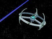 Futurama, Teenage Mutant Leela's Hurdles, Deep Space 9