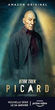 Picard, affiche promo france amazon prime