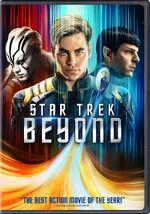 Star Trek Beyond DVD Region 1 cover