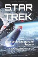 Star Trek Una sociedad para el futuro portada version papel