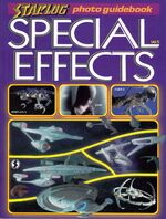 Starlog photo guidebook Special Effects cover volume 5