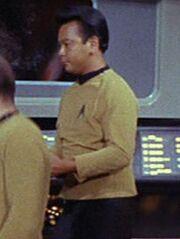 Sternenflottenoffizier Enterprise 2267 Sternzeit 3468