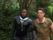 Tuvok and Chakotay, 2374