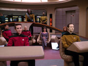 USS Enterprise-D crew, 2366-67
