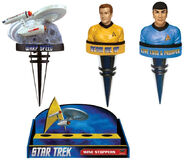 Westland Giftware Star Trek wine stoppers