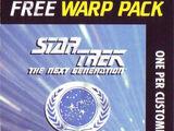 CCG: Warp Pack