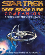 Deep Space Nine CD Companion cover