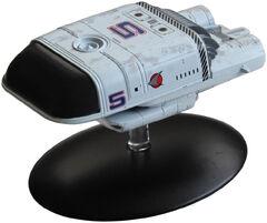 Eaglemoss Starfleet Tug