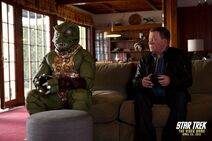 Gorn and Shatner