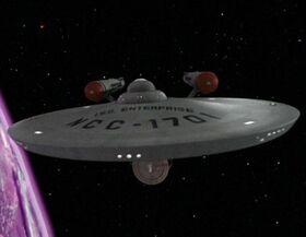 ISS Enterprise (NCC-1701), remastered