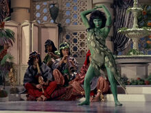 Menagerie orion slave girl crop