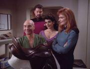 Picard bekommt seinen Sattel zurück