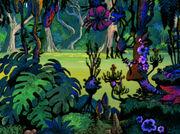 Rainforest on Delta Theta III