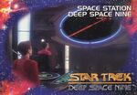 Star Trek Deep Space Nine - Season One Card085