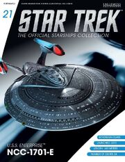 Star Trek Official Starships Collection Issue 21