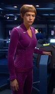 T'Pol's casual uniform, purple