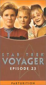 VOY 23 US VHS