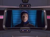 Kanzler Burkus fordert den Abzug der Voyager