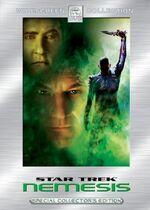 Star Trek Nemesis Special Edition DVD cover-Region 1