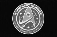 Starfleet Science insignia