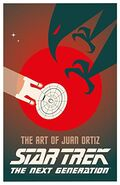 The Art of Juan Ortiz Next Generation cover