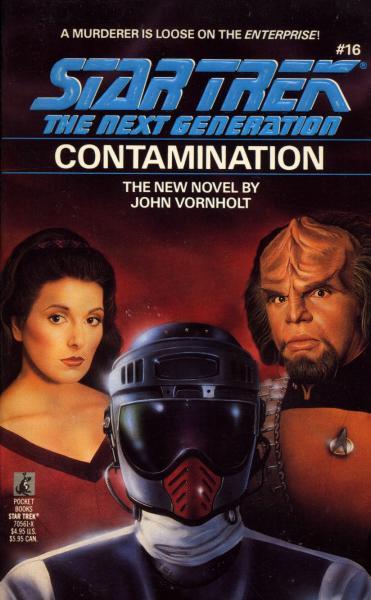 Contamination novel