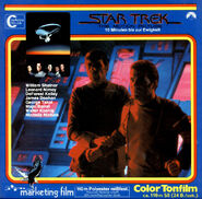Cover Star Trek The Motion Picture, Super 8 (German 3-reel edition, part 3)