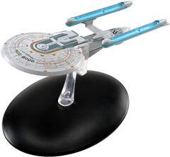 Eaglemoss 8 USS Excelsior