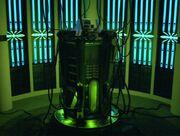 Eine Borgreifungskammer auf der Voyager