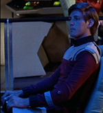 Enseigne inconnu USS Enterprise NCC-1701 (2285)