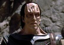 Hutet Cardassian officer