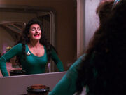 Music haunts Troi
